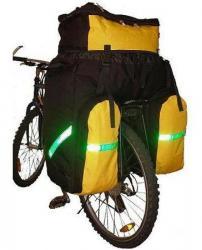Велорюкзак на багажник Sarich 60